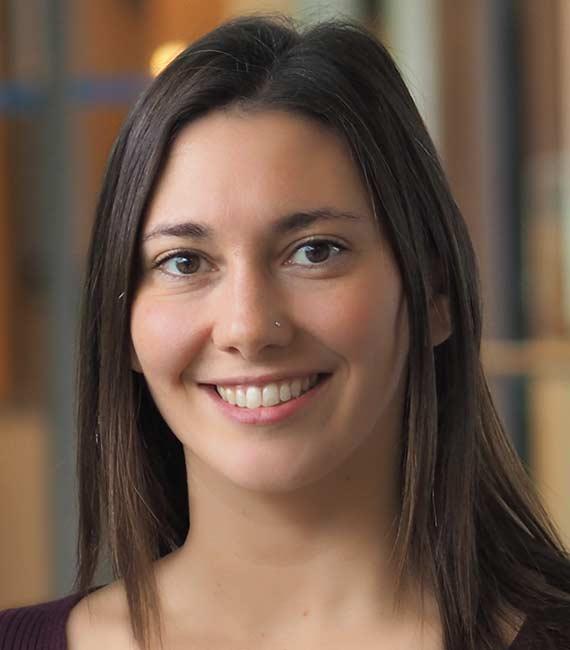 Headshot of Chiara, Interpretation Development Engineer
