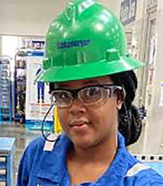 Natasha, Mechanical Technician