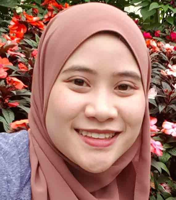 Headshot of Sania, Robotics Process Automation Software Engineer