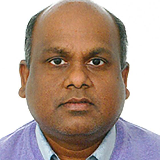 Surej Subbiah headshot